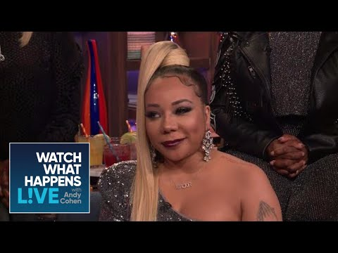 Are Tiny And T.I. Still Together? | WWHL