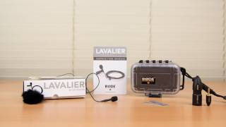 Rode Lavalier Mic Review