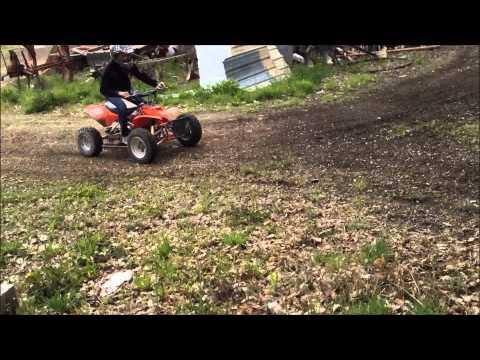 quad 140 cc 2e journee