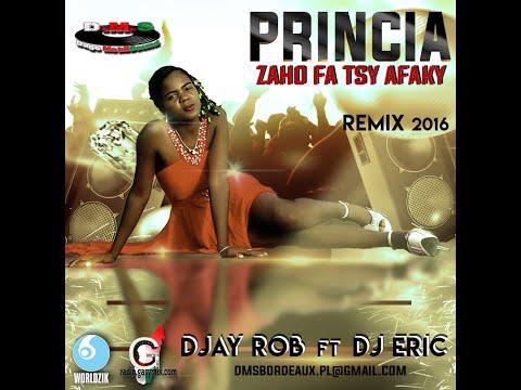 PRINCIA Zaho fa tsy afaky remake by Dj ERIC ft Djay ROB
