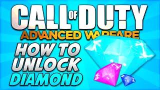 Call of Duty: Advanced Warfare - How to Unlock Gold, Diamond, & Royalty Camos!
