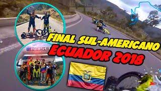 Final Sul-americano Ecuador 2018 - Lukinha199 - Tzalaron