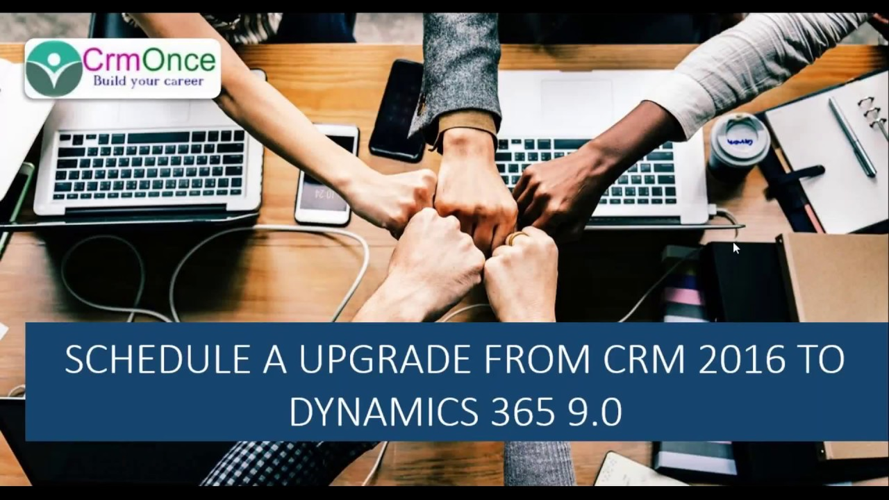 2018 ~ CRMONCE: Microsoft Dynamics Solutions