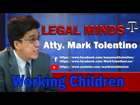 WORKING CHILDREN