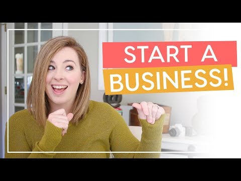 How to Start Your Own Business and MAKE MONEY FROM HOME