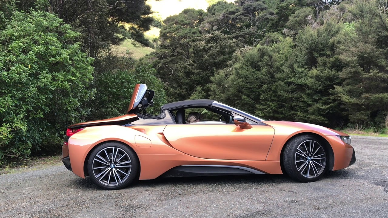Quick Drive Bmw I8 Convertible Youtube