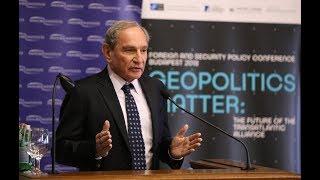 2018 12 04 Geopolitics Matter 6/6  George Friedman