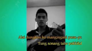 HOTriJen Manurung - Ho Nama Parpudi (With Lyric)