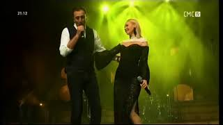 Sergej Cetkovic ft. Jelena Rozga - Prsten na sto (Live - Lisinski '17)