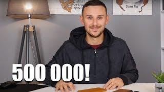 Скачать СПАСИБО ЗА 500 000