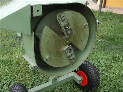 Thumbnail: Home made mulcher - second edition
