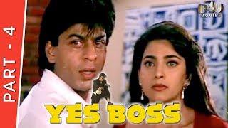 Video Yes Boss | Part 4 Of 4 | Shahrukh Khan, Juhi Chawla download MP3, 3GP, MP4, WEBM, AVI, FLV November 2018