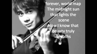 Alexander Rybak - Suomi (w/ lyrics).wmv