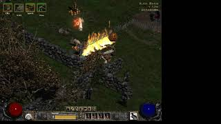 Diablo II LOD Episode 4! Let's get through the Forgotten Tower!