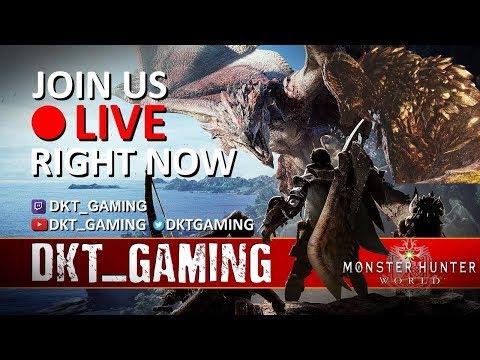 🐲Let's Play Monster Hunter: World Eps 52 Sub Goal 8/20🐲 thumbnail