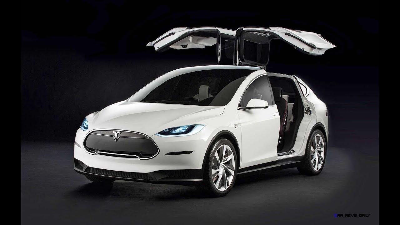 2017 Tesla Model X Amazing Cars Youtube