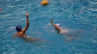Final Water polo MINSK KISHINEV 21 01 2018