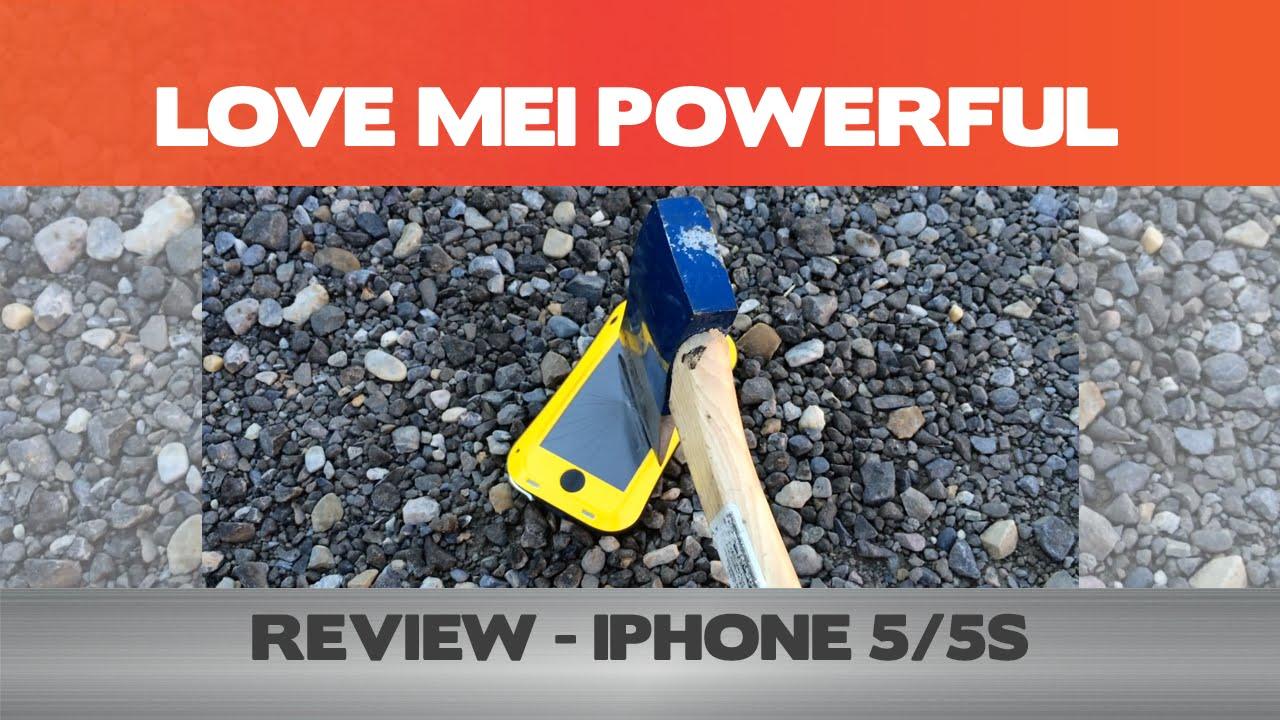 Love Mei Powerful Review It Is A Beast Of Case Youtube Bumper Xiaomi Mi Note 2 Original 100