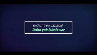 Erdemli İlçesi Mersin Büyükşehir Belediyesi Hizmet Tanıtım Filmi