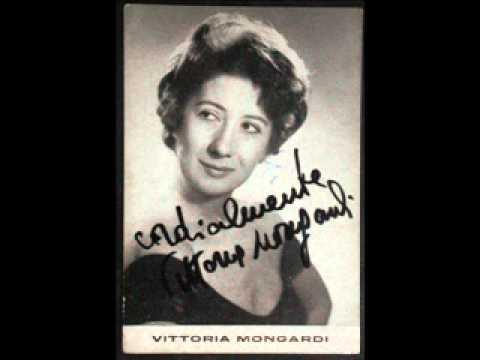 Vittoria Mongardi - Ricordando Pic-nic
