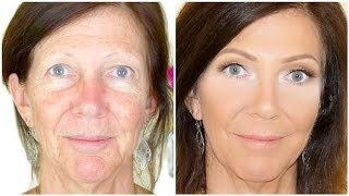Foundation Routine for Mature Skin - Glowing Youthful Skin | Stephanie Lange