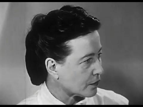 Simone de Beauvoir on Existentialism & God (1959)