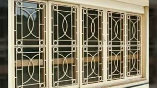 Safety Stainless steel window grill designs(part-3)