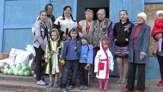 Помощь жителям посёлка Ильича (г.Макеевка, Донецкая обл.)(, 2015-05-07T03:41:43.000Z)