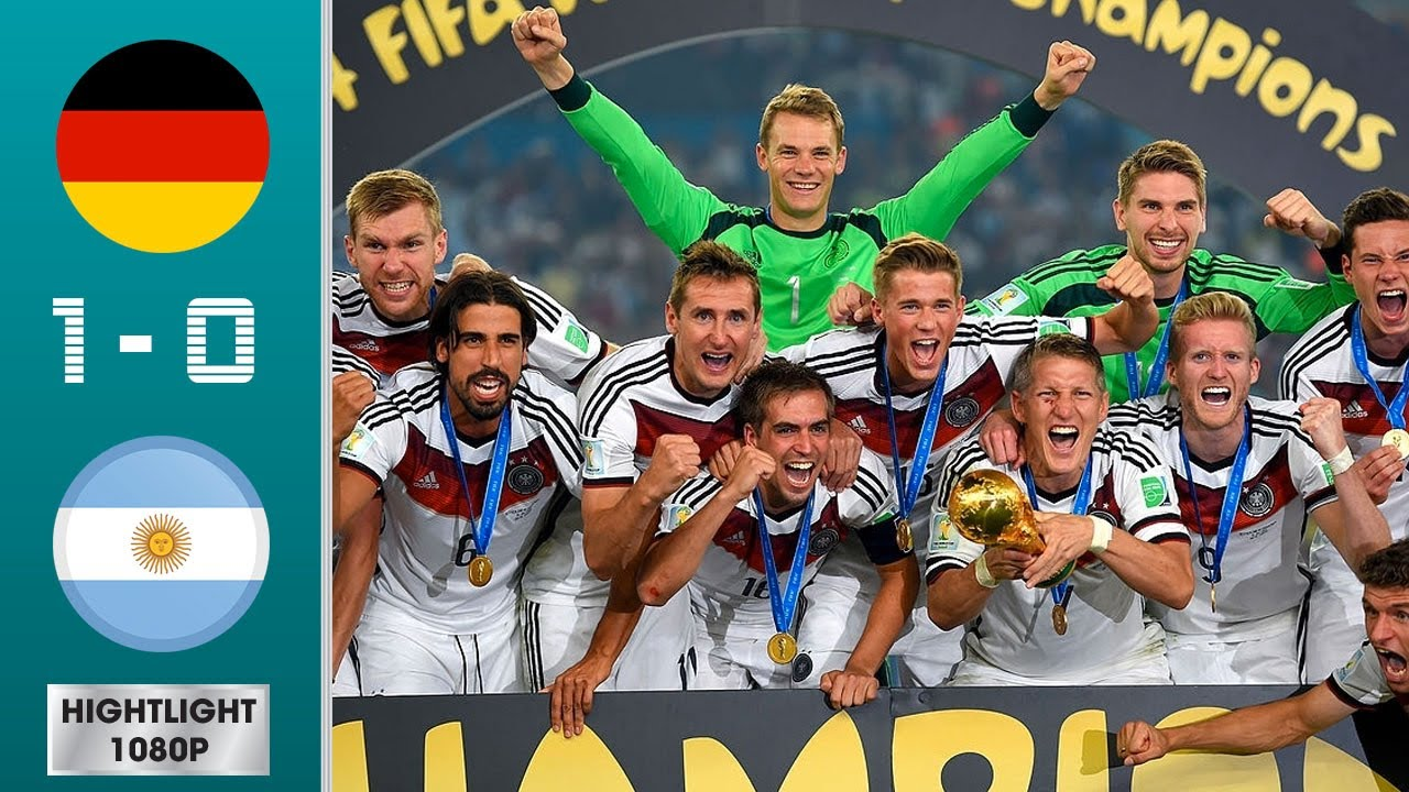 Download Germany vs Argentina 1-0 Highlights & Goals - 2014 World Cup Final | Classic Match HD