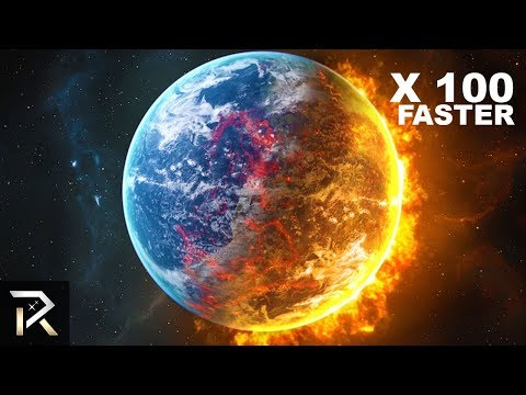 What Would Happen If Earth Started To SPIN FASTER