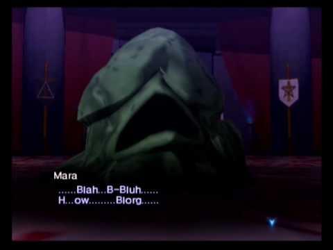 SMT: Nocturne - Boss 18  Mara