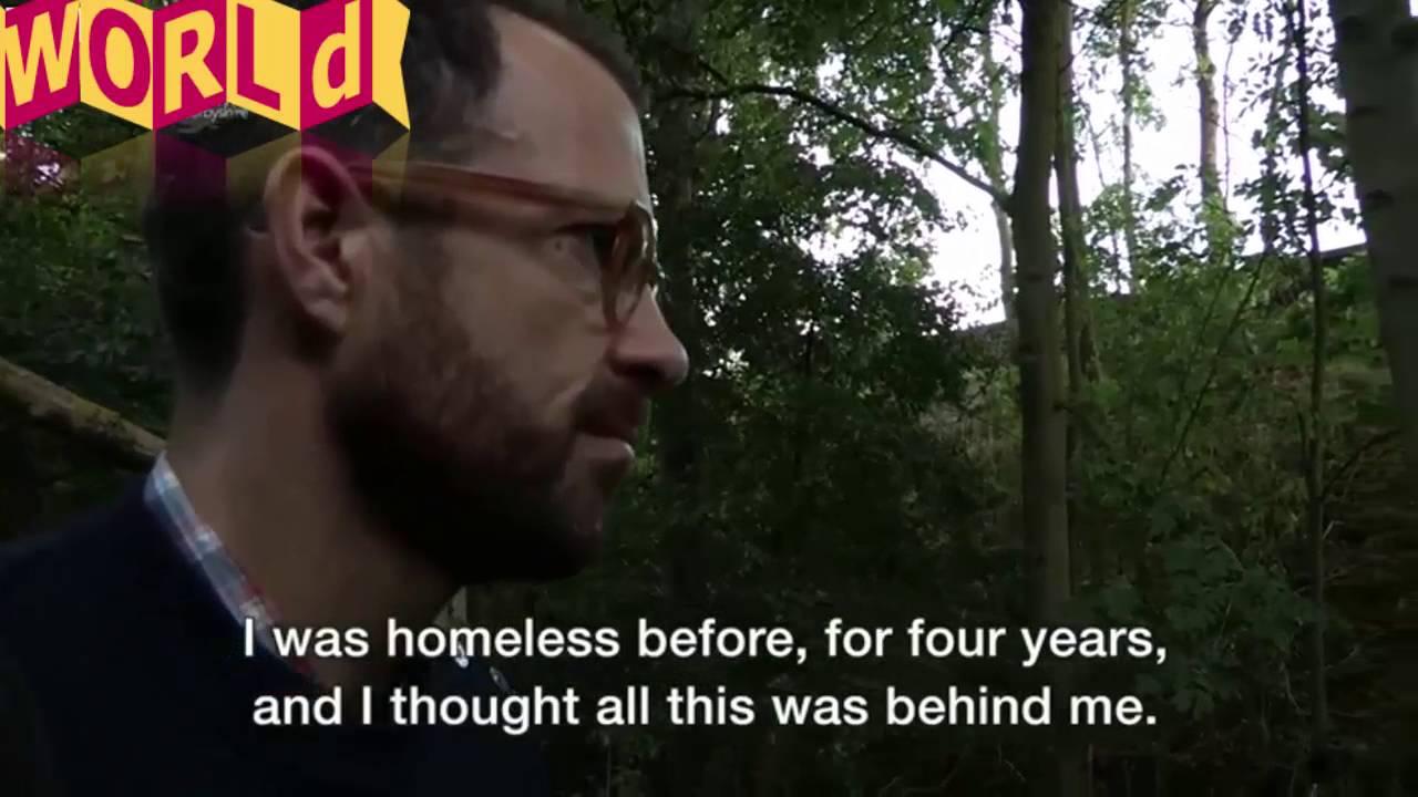 Sex ban man is now sleeping rough | World News Updates