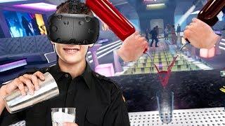 SYMULATOR BARMANA (Bartender VR Simulator #1)