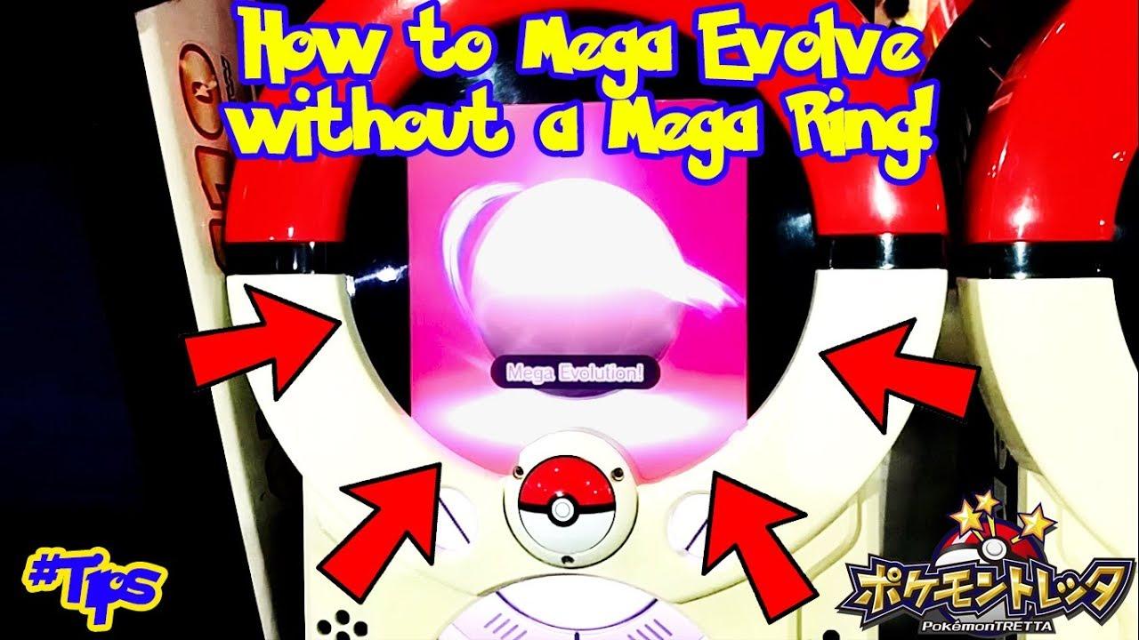How to mega evolve without a mega ring pokemon tretta - Pokemon how to mega evolve ...