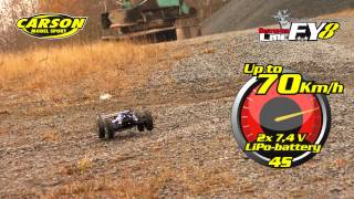 d edition tv prsentiert das produktvideo carson brushless buggy fy8 500409091