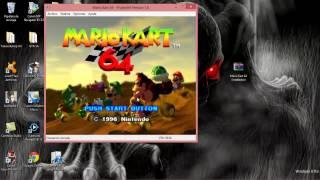 Descargar Mario Kart 64 sin emulador Harold Beltran