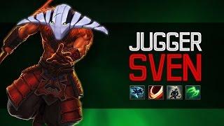 JuggerSven - Debility Draft c Давидом и Сержем