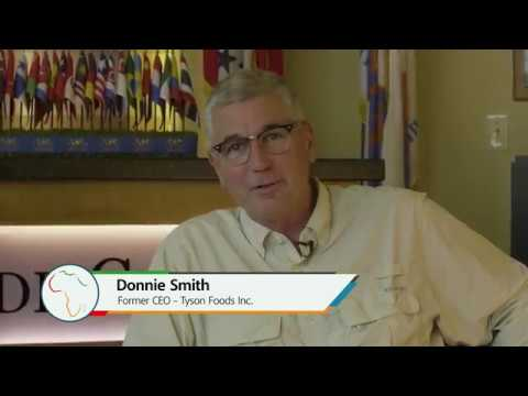 Trade with Africa Business Summit 2018 - Donnie Smith