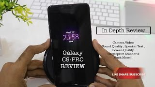 Galaxy C9 Pro Review (Full In Depth Review)
