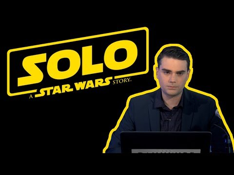 Ben Shapiro Reacts To New Star Wars Trailer
