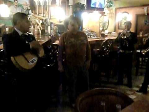 Mariachi Band live at Jalisco Mexican Restaurant