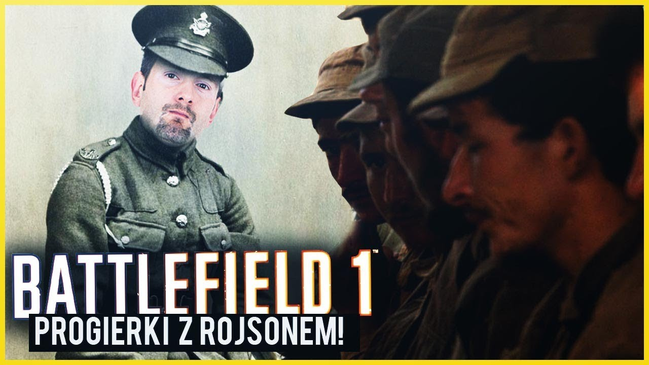 proGIERKI & martweGIERKI   Battlefield 1 DLC