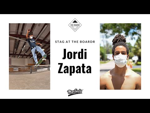 Jordi Zapata in Stag at The Boardr Presented by Marinela