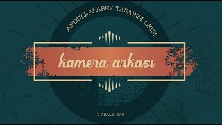Anadolu Sarayı'nın Reklam Filmi ve Tanıtım Filmi Kamera Arkası