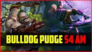 Bulldog Pudge S4 Mid Anti Mage Synderen Ck | Dota 2 Ranked Gameplay