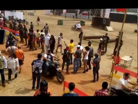 India Bike Week 2016 HOG Rally And Superbikes Full Video (720p)