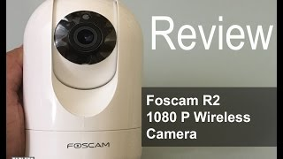 Foscam R2W 1080P Wireless Camera