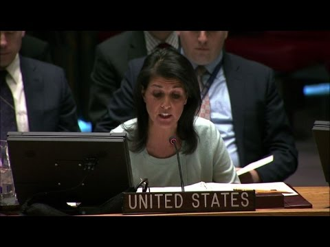US condemns Russia's 'aggressive actions' in Ukraine