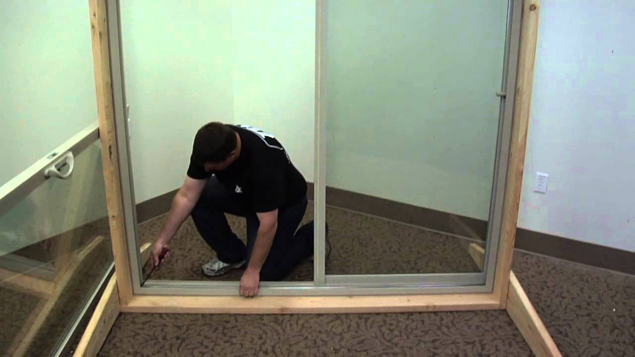 How To Replace The Operating Panel Track On A Builders