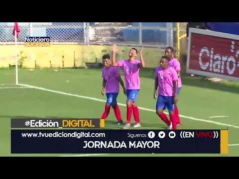 Jornada Liga Mayor Fútbol